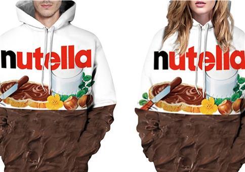 Nutella Pullover
