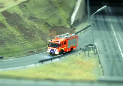 Die Rettungsgasse rettet Leben