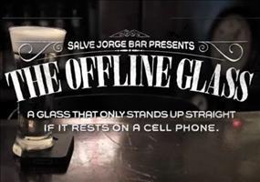 The Offline Glas