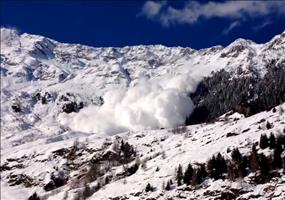 Lawine in Südtirol