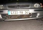 Wildschwein-Unfall