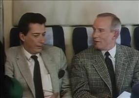 Kommunikationsprobleme im Flugzeug