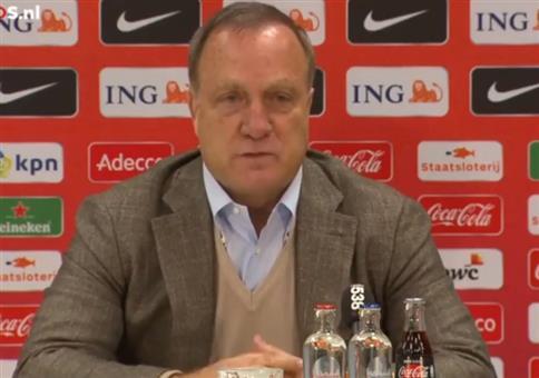 Die Niederlande verpassen Quali zur WM 2018
