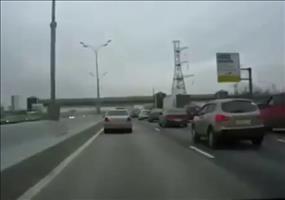 In Russland den Stau umfahren