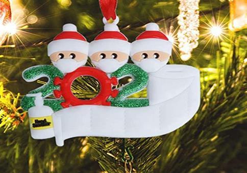 DER Weihnachtsbaumschmuck für dieses Jahr