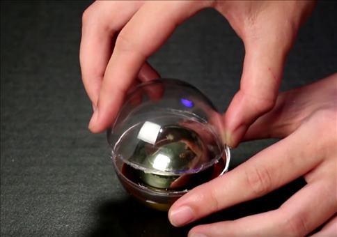 10 beeindruckende Experimente mit Flüssigkeiten