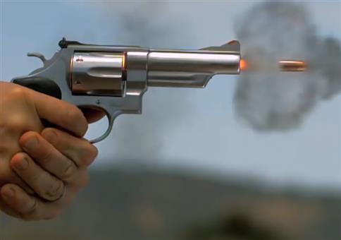 Magnum VS Ballistik‐Gel