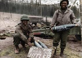 Historische Fotos Teil 5 - Nachkoloriert