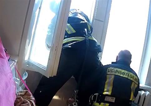 Wenn die Feuerwehr einen richtig guten Fang macht