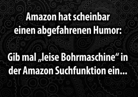 Leise Bohrmaschine bei Amazon