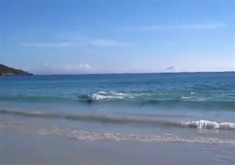 Neulich an der Küste Rios
