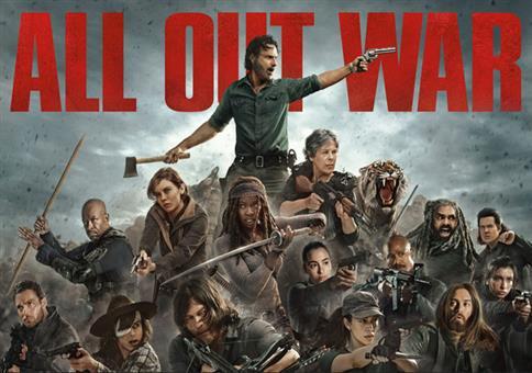The Walking Dead Staffel 8 mit Sky Entertainment Ticket nur 1€