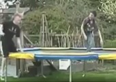 Trampolin Fail Compilation Part 2