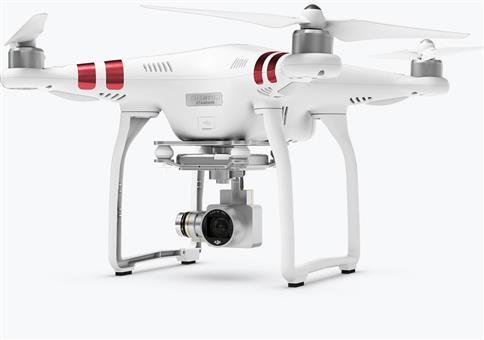 DJI Phantom 3 Drohne für 405,90€ (statt 516€)