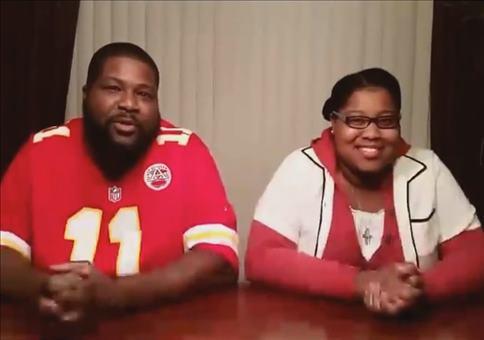 Vater und Tochter im Beatboxbattle