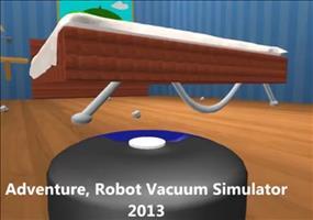 Robot Vacuum Simulator 2013