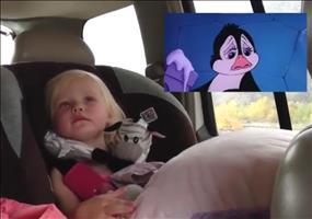 Emotionen beim Kinderfilm ansehen