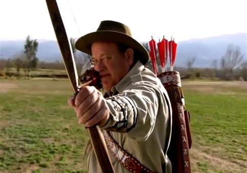 Robin Hood im Real Life