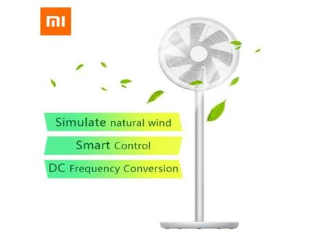 Xiaomi Smartmi Fan 2S Bodenventilator mit App-Anbindung