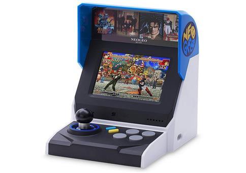 Neo Geo Mini Arcade Automat