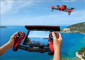 Parrot BeBop + Sky Controller für Tablet und Smartphone