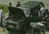 Der Techno Jeep