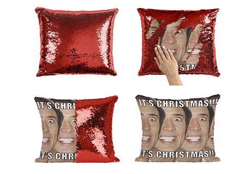 Das ultimative Weihnachtskissen