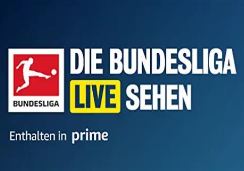 Die Bundesliga live bei Amazon Prime