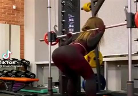 Gym Prank