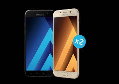 TOP: 2x Samsung Galaxy A5 für 389€ (statt 580€)