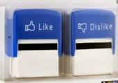 Facebook-Stempel