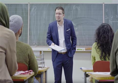 Wenn Rassismus ehrlich wäre in der Schule