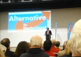 AfD Spitzenkandidat Jörn Kruse über Charlie Hebdo