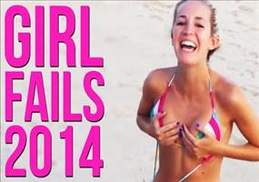 Girls Fail Compilation 2014