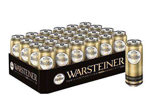 Wunderschöne Rezension zu Warsteiner Premium Pilsener