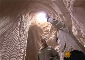 Höhlenkünstler Ra Paulette