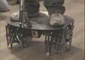 Segway auf Beinen