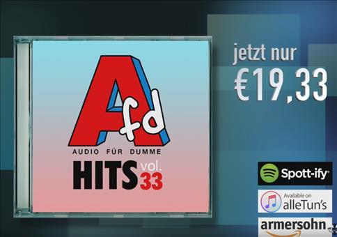 AfD Hits Vol. 33