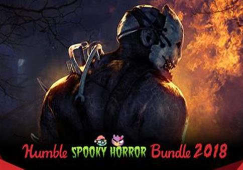 Humble Bundle: Spooky Horror Bundle 2018