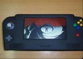 N64 wird zu einer Handheld-Konsole