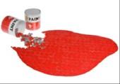 Farbtopf mit roter Farbe Puzzle