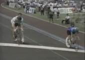 Sehr merkwürdiges Fahrradrennen