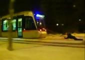 Straßenbahn Schlitten