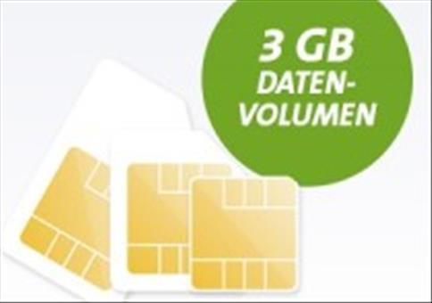 Wow: 3GB LTE nur 4,37€!