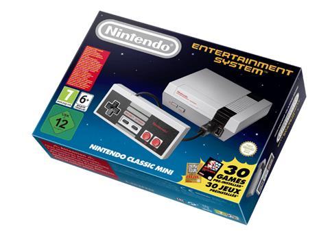Nintendo Classic Mini - Endlich wieder vorbestellbar!