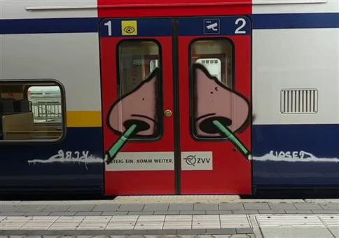 Der Koksnasen-Zug