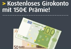 Letzte Chance: 150€ Prämie bei Comdirect Kontos Eröffnung