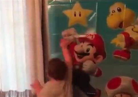 Ein Super Mario Powerup zum Geburtstag