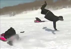 Nachrichten Pannen Best of - Schnee und Eis Special