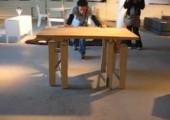 Laufender Tisch